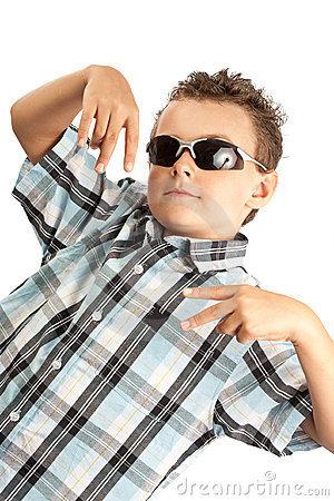 Cool kid 10482439